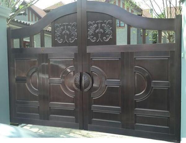 大连铜门设计