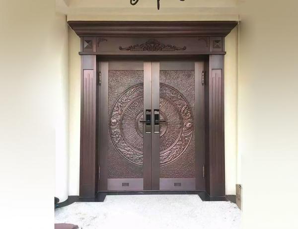 葫芦岛铜门